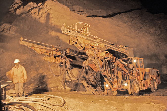 Mining Photography